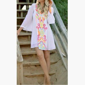 Lilly Pulitzer Ellie Tunic Dress Size xs